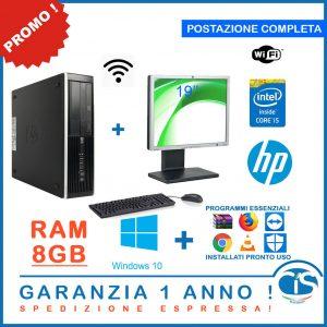 postazione i5 8gb wifi